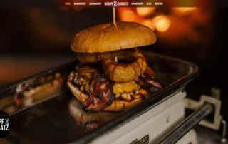 P1XEL- WordPress Webseite für die Fastfood Restaurantkette Mampf & Schmatz in Mannheim - Seckenheim
