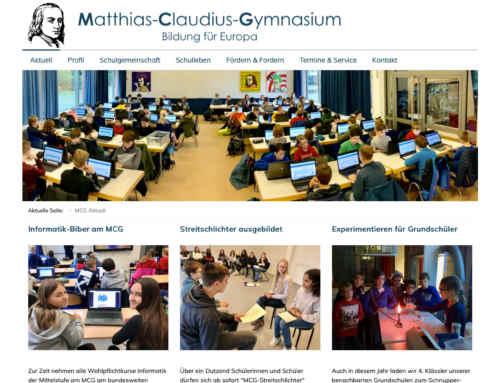 Matthias-Claudius-Gymnasium Hamburg