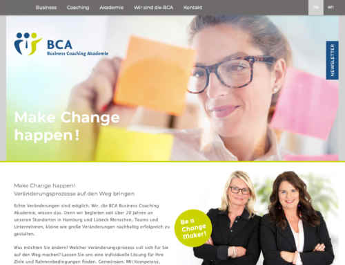 Business Coaching Akademie